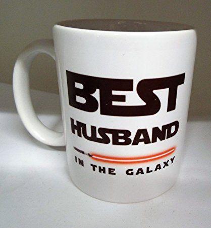 Best Husband in the Galaxy star wars 11oz ceramic mug Valentines day
