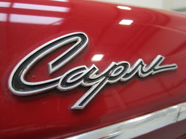 Ford Capri Mk1 1600L