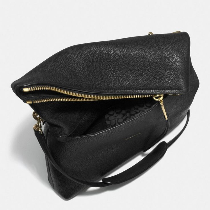 Coach :: THE URBANE SHOULDER BAG 2 IN PEBBLED LEATHER