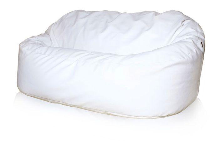 Бескаркасный диван из водоотталкивающей ткани