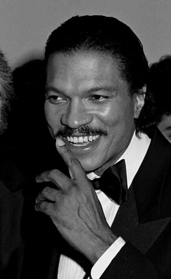 HBD Billy Dee Williams 4/6/1937
