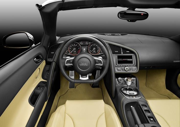 2009 Audi R8 V10 spyder