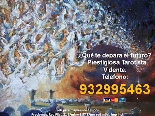Videntes y Tarotistas buenas, fiables y que aciertan Españolas: ECHO LAS CARTAS DEL TAROT POR TELEFONO