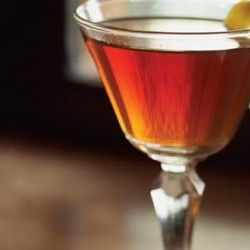 Classic Manhattan Cocktail | Cocktail Hour | Pinterest