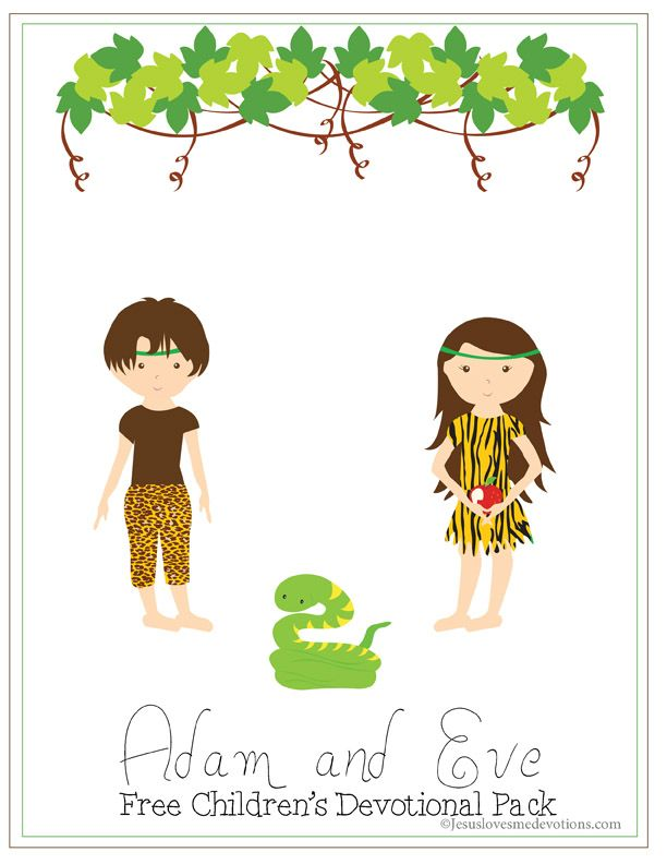 22 best Adam and Eve/ Creation images on Pinterest   Sunday school ...