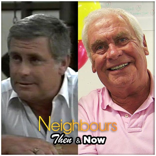 Lou Carpenter | 10 Classic Neighbours Characters - Then And Now