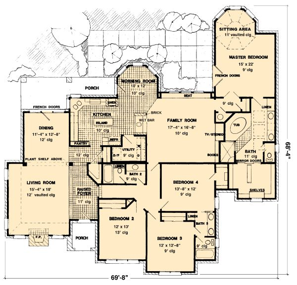 137 best positive planning images on pinterest | dream home plans