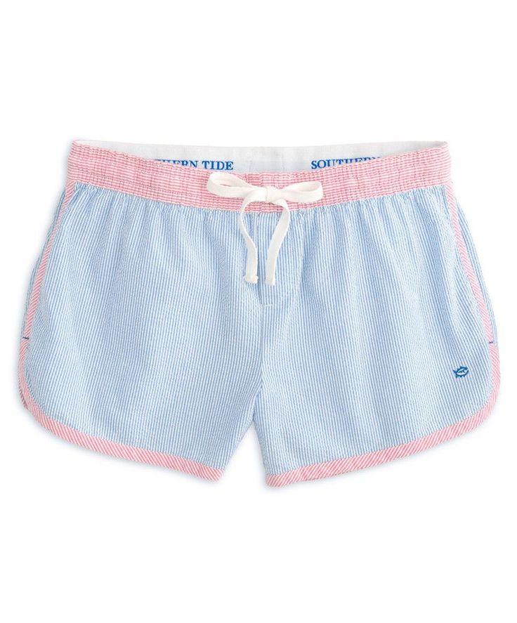 Southern Tide - Seersucker Lounge Short