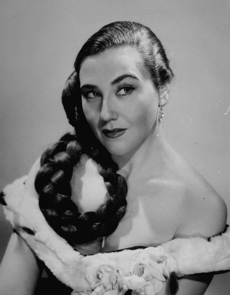 cornrows hair style braids throughout history opera singer blanche thebom 9670