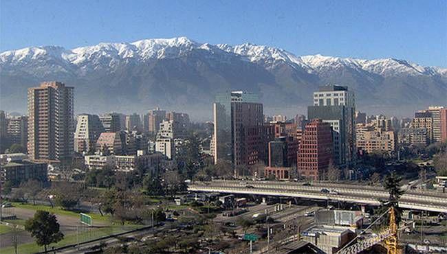 Top de los cinco mejores sitios turísticos de América, Santiago de Chile
