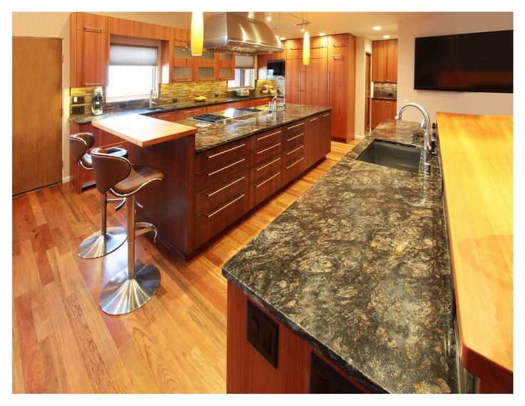Cosmos Granite Countertops Lujan Kitchen In Albuquerque   Modern   Kitchen  Countertops   Other Metro   Artisan Group Stone And Wood Countert.
