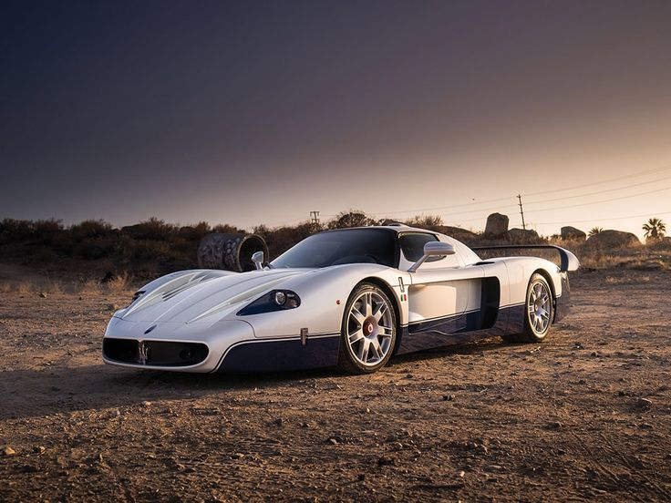 MC 12 Maserati