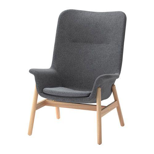 VEDBO Fauteuil met hoge rugleuning  - IKEA