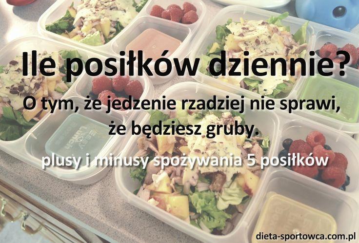 Konieczność jedzenia 5-6 posiłków dziennie - mit obalony.