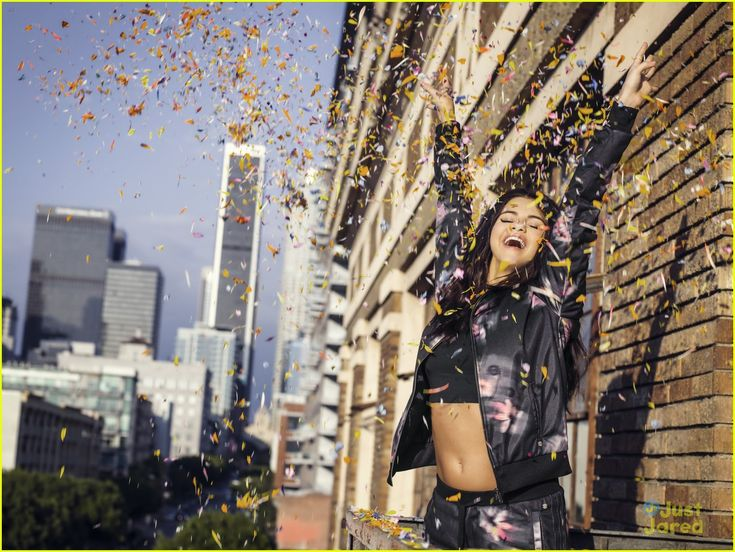 We've got even more pics of Selena Gomez from her new adidas NEO Spring 2015 Campaign!