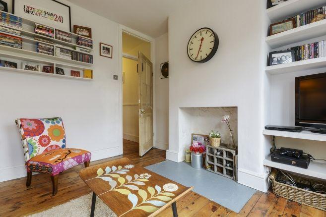 Living room - Warner flat