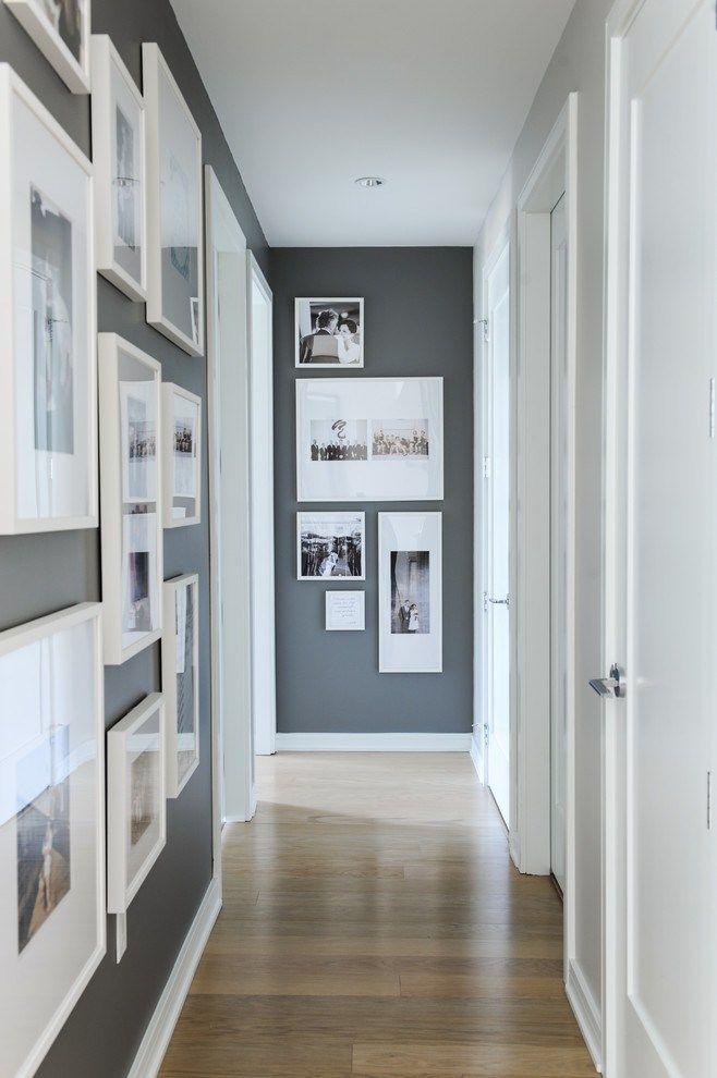 Картинки по запросу серые стены прихожая