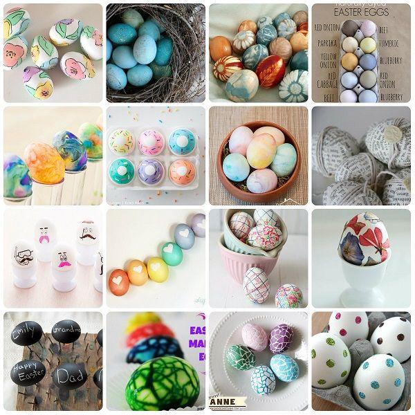 Dipingere e decorare uova a Pasqua: tutte le tecniche – Tutorial.