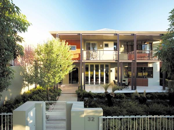 Daniela Simon ArchitectSODAA Shenton Park Home