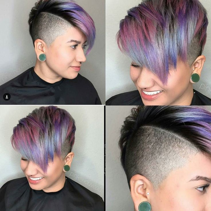 Help give me a title for this cut by @pink_nouveau  Do u love cut or color more ?? by nothingbutpixies