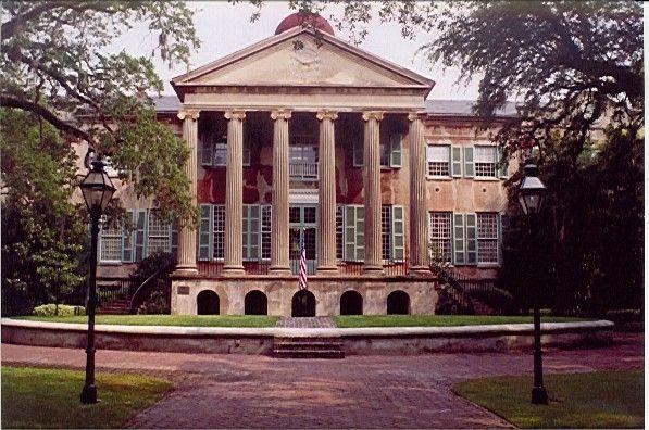 College of Charleston Love