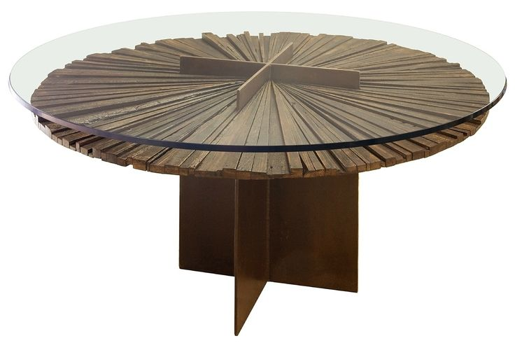 17 best images about rotsen dining tables on pinterest for Unusual dining table bases
