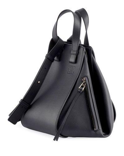 Loewe+Hammock+Smooth+Shoulder+Bag