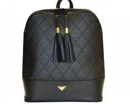 Štýlový-dámsky-kožený-ruksak-z-prírodnej-kože-v-čiernej-farbe-1