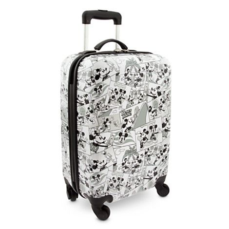 Mickey Mouse Comic Strip Luggage - Disney Cruise Line - 21'' | Disney Store