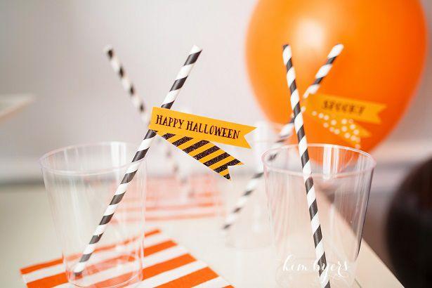 Halloween Drinks | Kim Byers