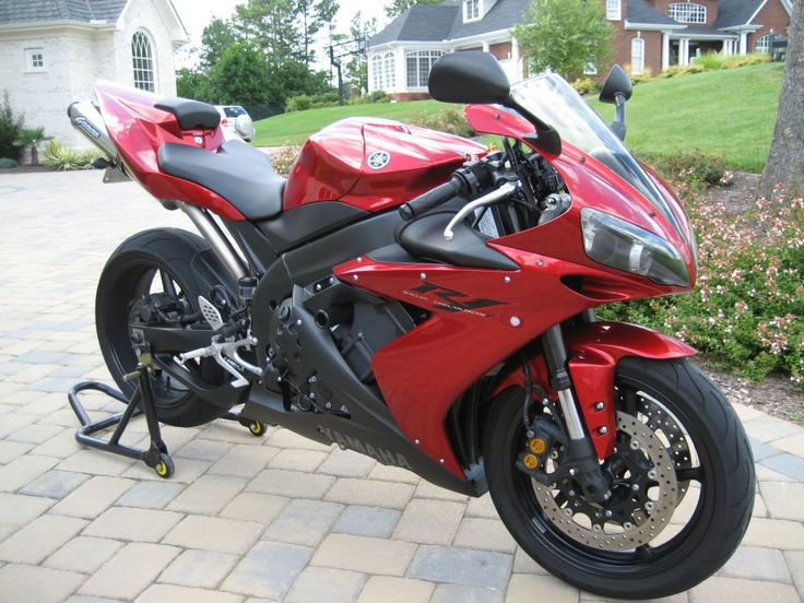 FS: 2005 Red R1 - With Mods - 13K Miles - $5999 - Jupiter, FL - Yamaha R1 Forum: YZF-R1 Forums