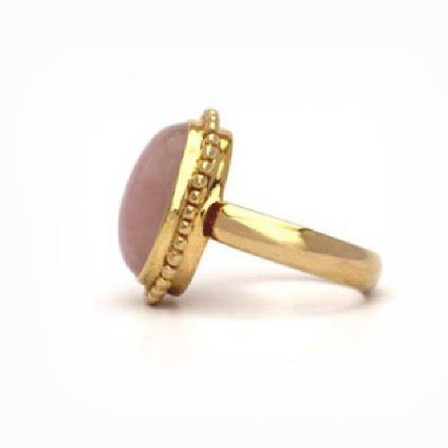 Rose Quartz - the LOVE stone! Pink, beautiful and classically feminine! Read the blogpost katemccoyjewellery.wordpress.com