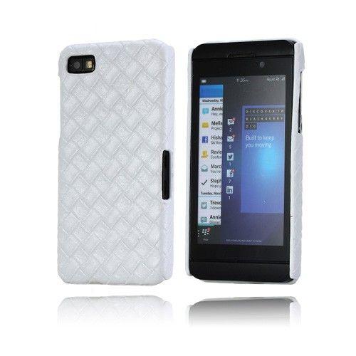Longhorn (Valkoinen) BlackBerry Z10 Kotelo