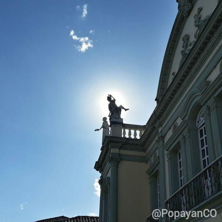 #Clima #PopayánCO min: 14ºC max: 26ºC Mañana: Nublado  Tarde: Lluvias  Noche: Cielo Parcialmente Nublado