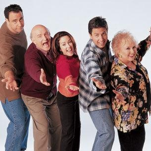 Everybody Loves Raymond is also one of my favorites!!!!!!!