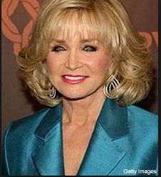 Barbara Mandrell is inducted into Nashville's Museum Hall of Fame and Museum.