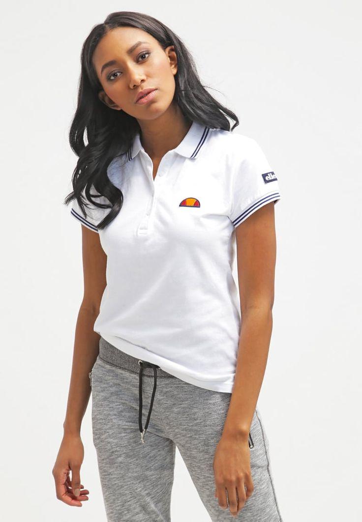 Bestill Ellesse 253 ANTEA - Poloskjorter - optic white for kr 253,00 (04.09.16) med gratis frakt på Zalando.no