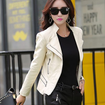 >> Click to Buy << Free shipping the new 2016 favors leather coat of cultivate one's morality short woman female leather jacket  957 #Affiliate