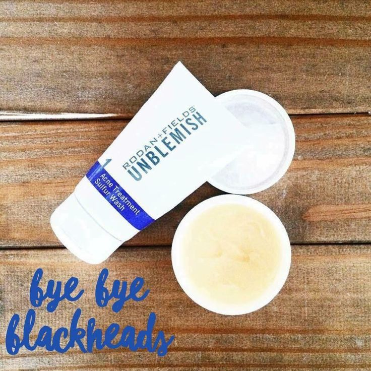 Whats's the one/two punch to those dreaded blackheads?! Step 1: Enhancements Micro-Dermabrasion Paste to exfoliate. Step 2: Apply a 10 minute mask with our Unblemish Acne Treatment Sulfur Wash. Repeat 3-4 times a week, or as needed, to keep that skin glowing and crystal clear of blackheads! Visit my online store or message me for more info: larmockRF@gmail.com, 989-278-9676. Follow my business page for more tips: Leah Armock - Rodan + Fields Consultant