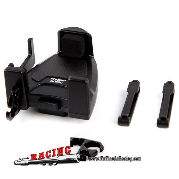 10,34€ - ENVÍO SIEMPRE GRATUITO - Soporte para Teléfono Móvil Modelo D3 Color Negro - TUTIENDARACING