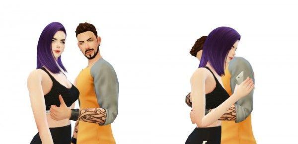 Mobile adult dating sim