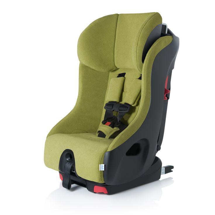 Clek 2017 Foonf Convertible Car Seat- Tank w/ Black Base