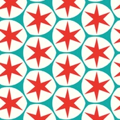 chicago flag pattern?