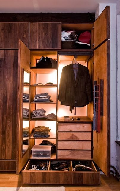 Manu0027s Closet Made From Reclaimed Good By Green Furniture Design. This Is My  Closet, You Can Have A Draw Maybe!