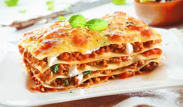 Լազանյա. Իտալական թխվածքաճաշ պաստայով, մսով և բանջարեղենով #բաղադրատոմսեր