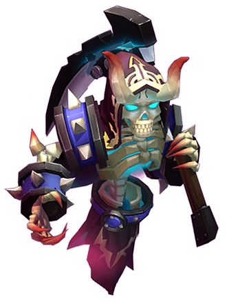 Grizzly Reaper - Castle Clash Wiki