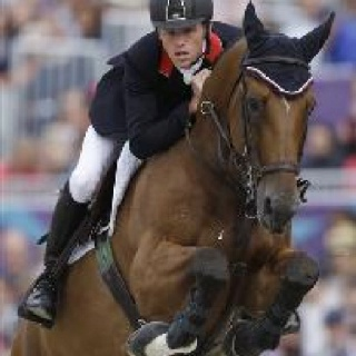 Great Britain wins GOLD Equestrian Team Jumping 2012 Olympics