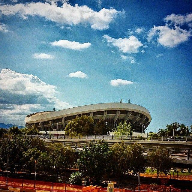 ΣΕΦ - Στάδιο Ειρήνης & Φιλίας (Peace & Friendship Stadium) στην πόλη Πειραιάς, Αττική