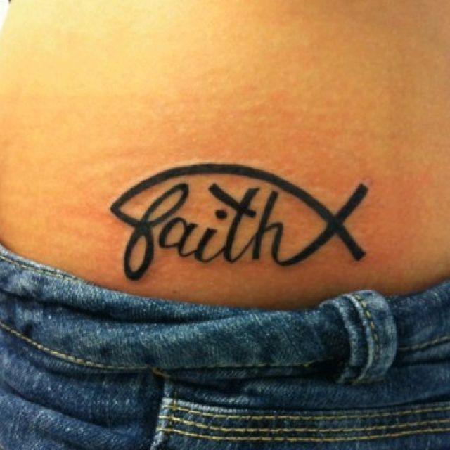 : Tattoo Ideas, First Tattoo, Awesome Tattoo, Get A Tattoo, Fish Tattoo, Tattoo'S, The One, White Ink, Faith Tattoos