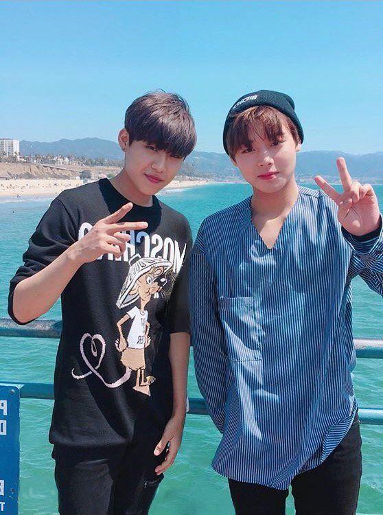 Woo Jin and Ji Hoon